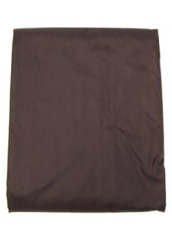 Iszy Billiards Rip Resistant Pool Table Billiard Cover, Brown, 8-Feet