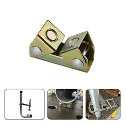 kitt V-Welding Fixture, V Type Magnetic Welding Clamps Holder Suspender Fixture Adjustable V Pad ...