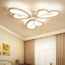 Modern Fashion Ceiling Lamp ,Solar Pendent Closet 36W Cold White 5000K Creative Aluminum Acrylic ...