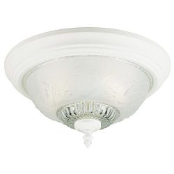 Westinghouse Lighting 2-Light Ceiling Fixture, White