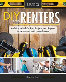 DIY for Renters Don't Call the Landlord: A Renter's Guide to Repairs and Personaliza ...