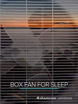 Box Fan for Sleep