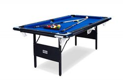 RACK Vega Folding 6-Foot Billiard/Pool Table