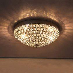 Iusun Chandelier Industrial Metal Pendant Spherical Globe Hanging Light Modern Lighting for Bath ...