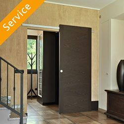 Sliding Door Hardware Installation