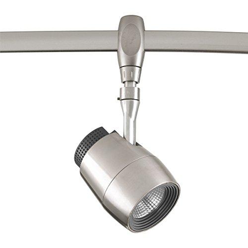 Progress Lighting P9021-09-27K9 Contemporary Modern Flex LED Track Collection in Pwt, Nckl, B/S, ...