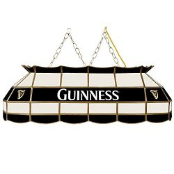 Trademark Gameroom Guinness 40″ Handmade Tiffany Style Lamp