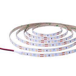 Armacost Lighting 132210 8.2 ft. LED Tape Light Soft White (2700K) RibbonFlex Pro Series 60,  Di ...