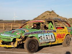 Rob Collard Office Havant, Banger Racing, Rag N' Bone Man